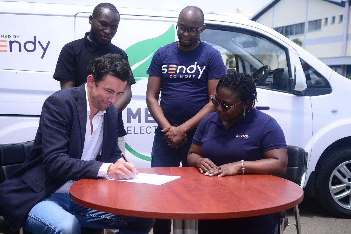 Meta Electric Sendy Partnership